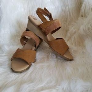 dr. scholl's Wedge Sandal size 8.5 Medium